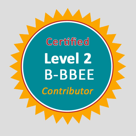 BBBEE Seal Level 2