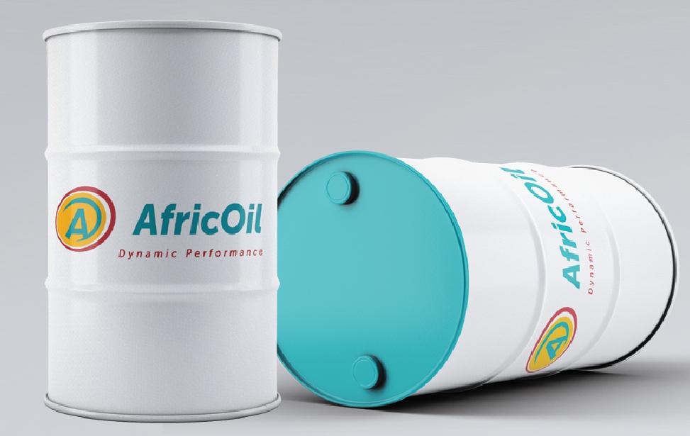 Afric Oil barrels